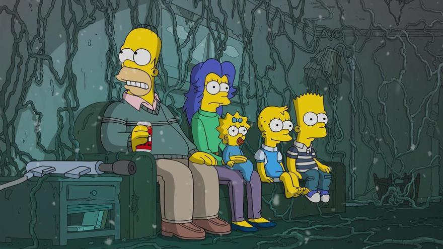 Disney+ estrenará en exclusiva lo nuevo de 'Los Simpson'