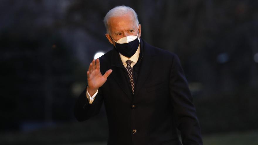 El primer mes de Biden: récord de decretos y trabas en el Congreso