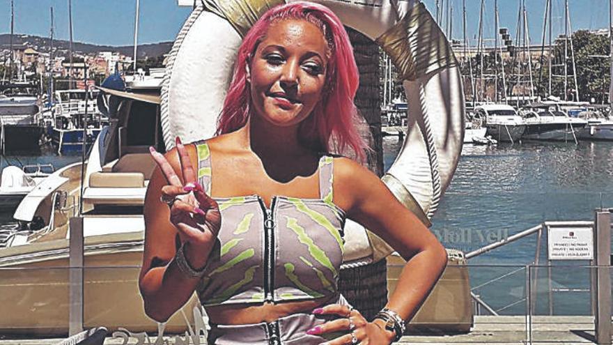 Djamila Celina protagonizará la primera 'Playboy Party' celebrada en Mallorca