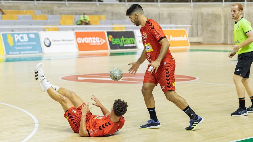 El Bada no puede con la defensa del Valladolid