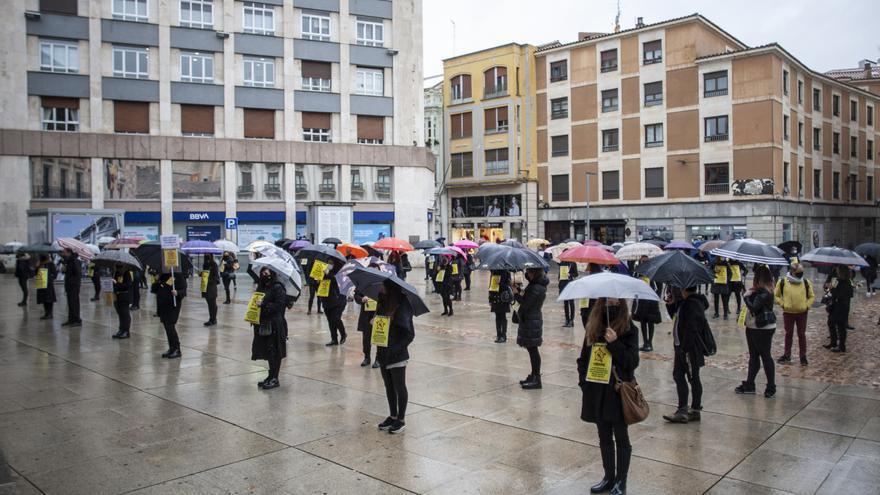El SOS de las peluquerías de Zamora: 150 cierran hoy para pedir la rebaja del IVA