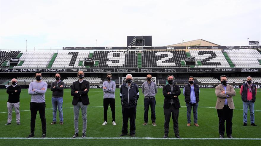 ¿Quiénes son los 'organizadores' del centenario del Castellón?