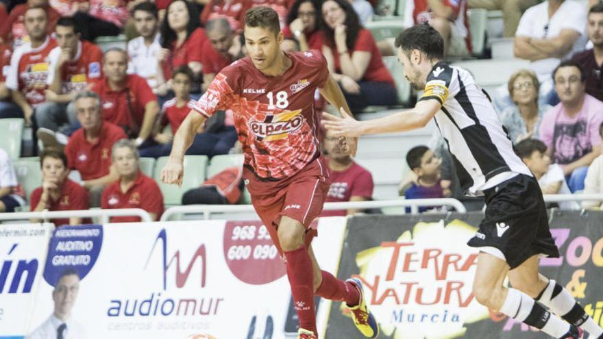 ElPozo jugará en casa ante el Levante en la Copa del Rey