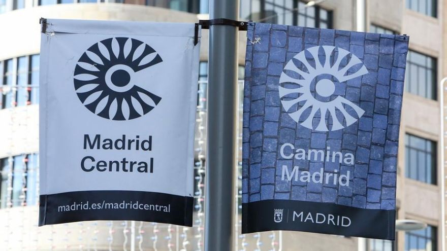 """La DGT dice que España haría el """"ridículo"""" si se suprime Madrid Central"""