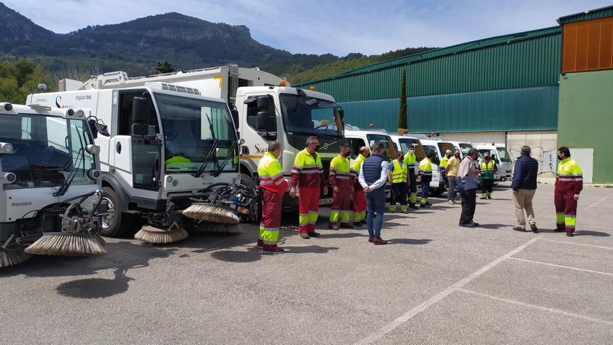 La recogida de basura orgánica en Sóller empezará por hoteles y restaurantes este verano