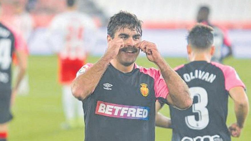 La cara... Abdón Prats Un gol de chilena en  el 91 para el recuerdo