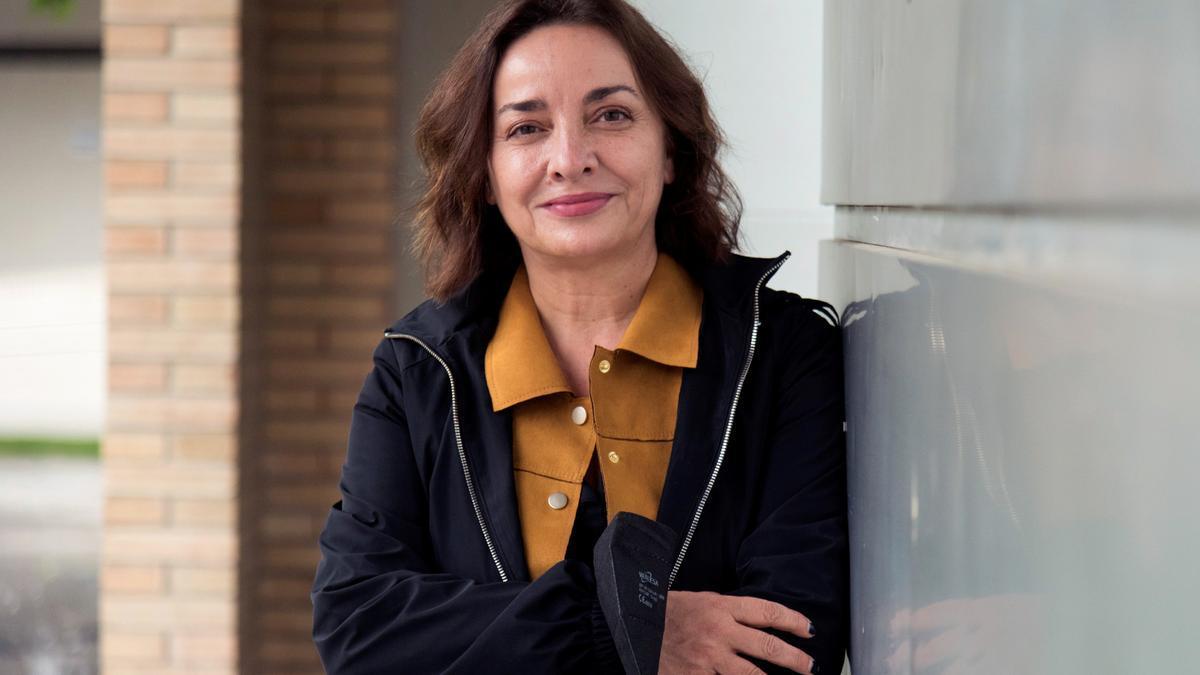 La periodista Pepa Bueno.