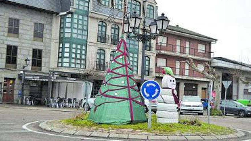 La Navidad viste los pueblos de Sanabria