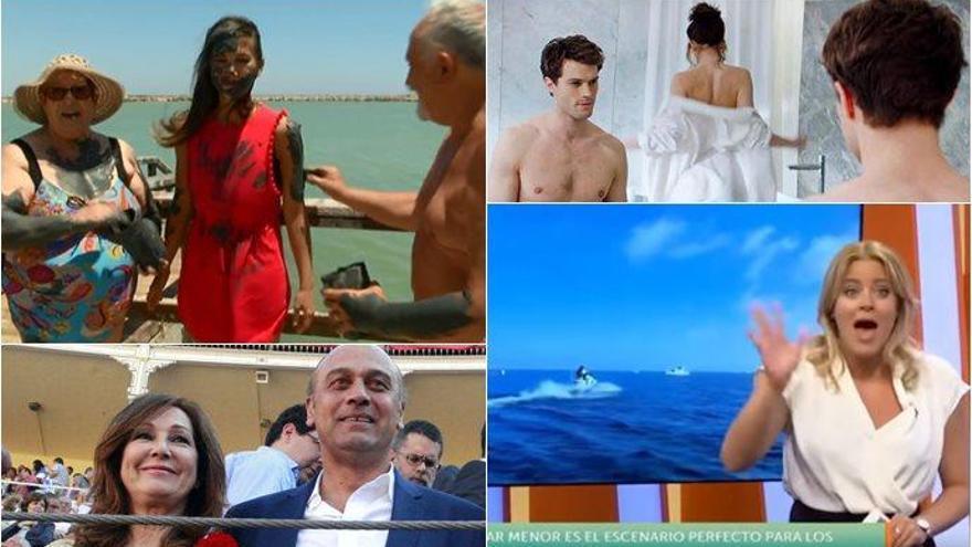 Los cinco 'momentazos' de la semana vistos en televisión
