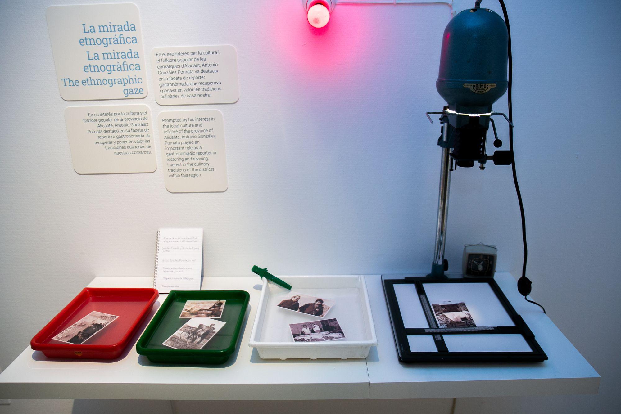 Una exposición para reivindicar la figura de González Pomata