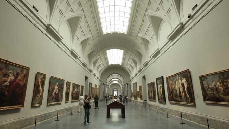 Media hora en el Prado
