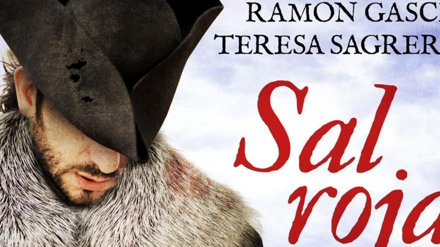 La novel·la «Sal roja» recrea la lluita contra els borbons a la Cardona del 1714