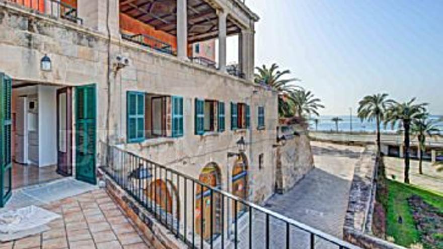 2.300 € Alquiler de piso en Avenidas (Palma de Mallorca) 172 m2, 2 habitaciones, 3 baños, 13 €/m2...