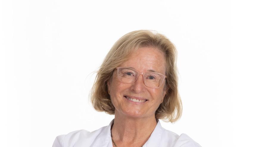 Montserrat Celades. Ginecòloga especialista en reproducció assistida
