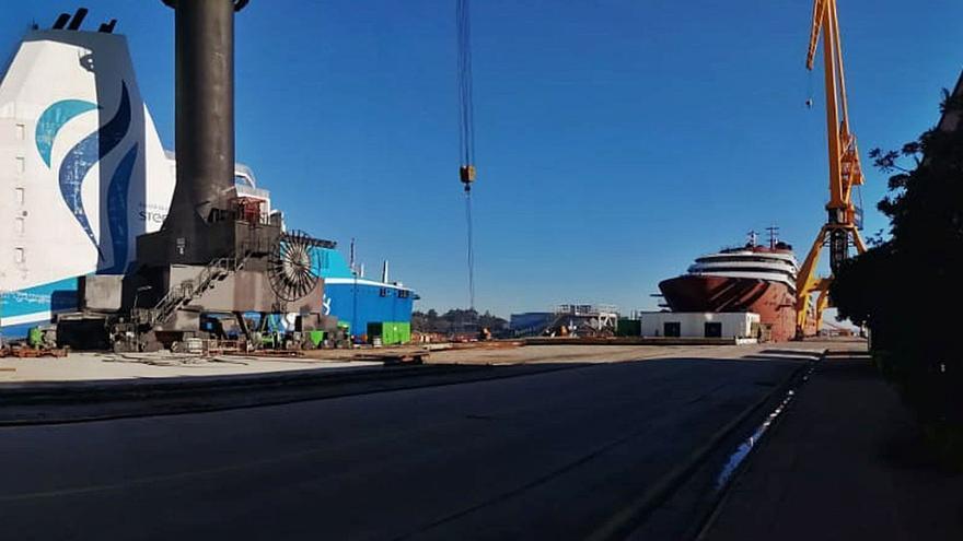 """Industria: """"Evitamos que Prothero llevase el barco de Vigo a un astillero extranjero"""""""