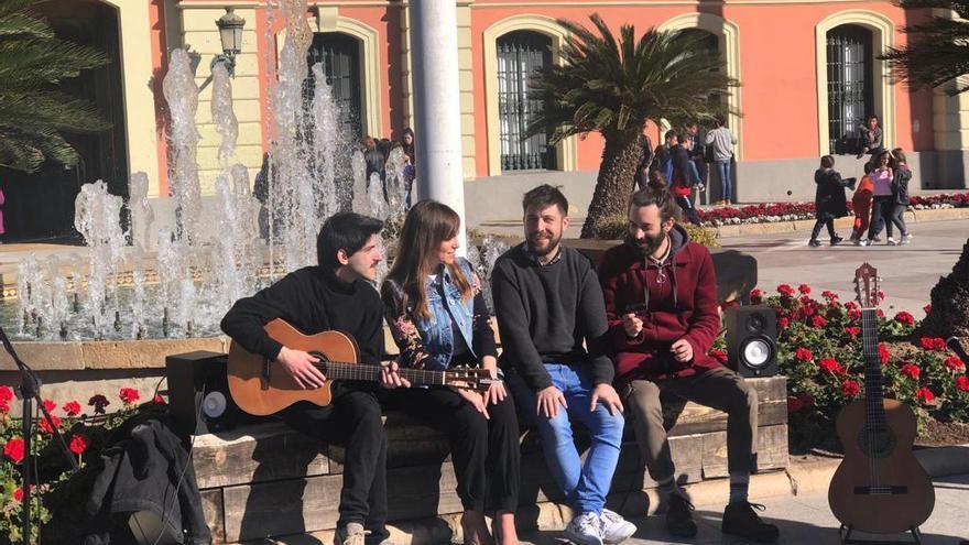 Murcia envía sus 'lobos' a la Bienal de Jóvenes Creadores
