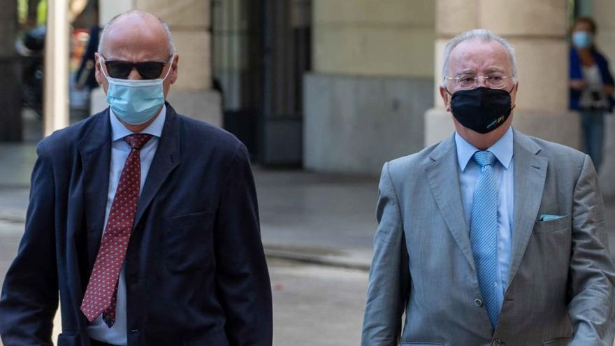 La Fiscalía se opone a excluir de la pieza Acyco a los condenados por los ERE