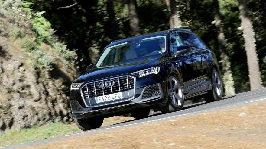 Prueba del Audi Q7 45 TDI Tiptronic Quattro S Line