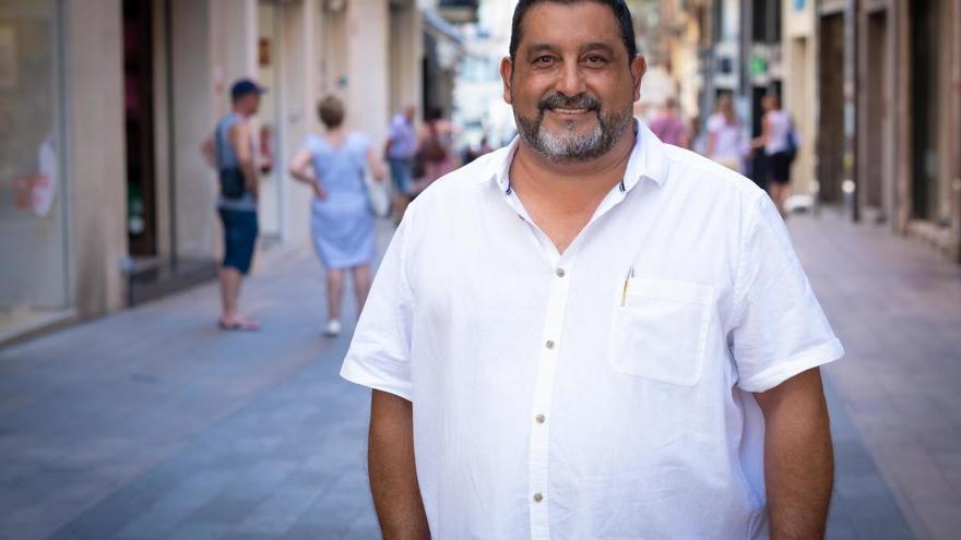 Joselín Castellón: «Tenim previst comprar algun bloc sencer i expropiar pisos»