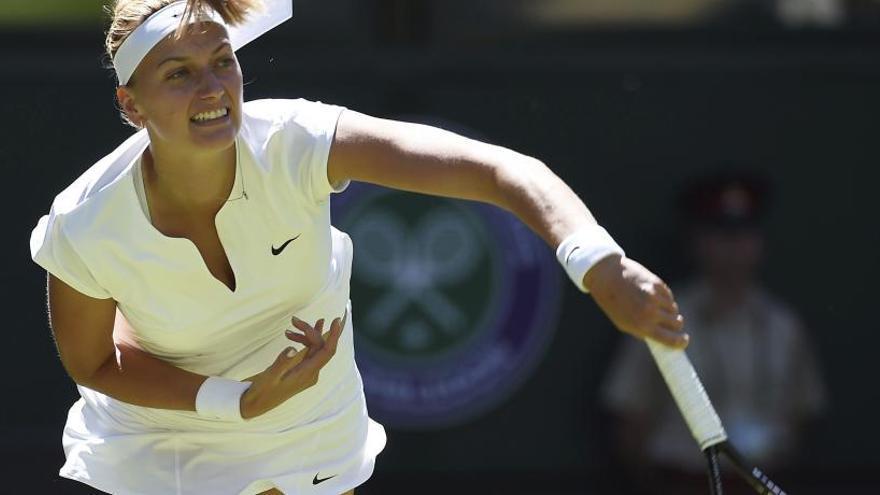 La tenista Petra Kvitova, hospitalizada tras sufrir heridas en un asalto