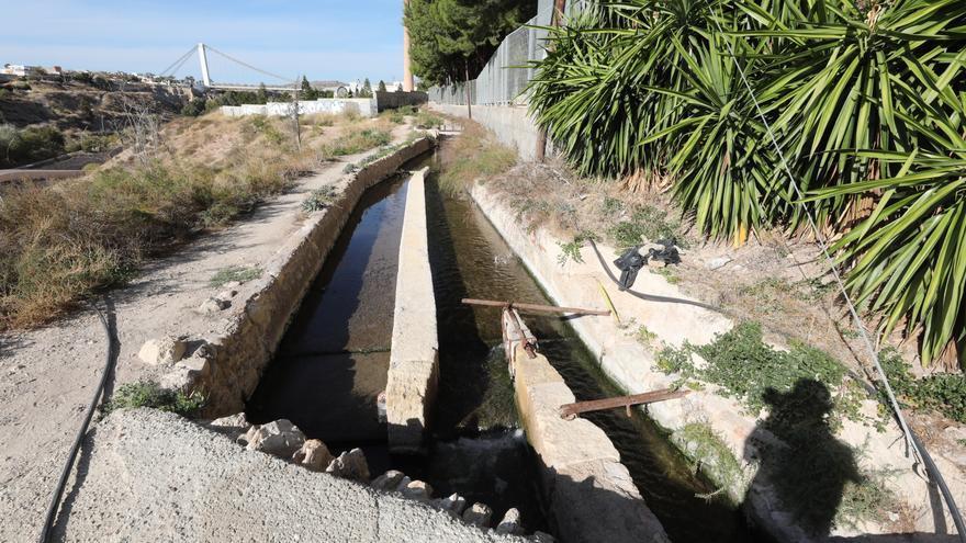El Ayuntamiento garantiza la conservación del patrimonio hidráulico de Elche