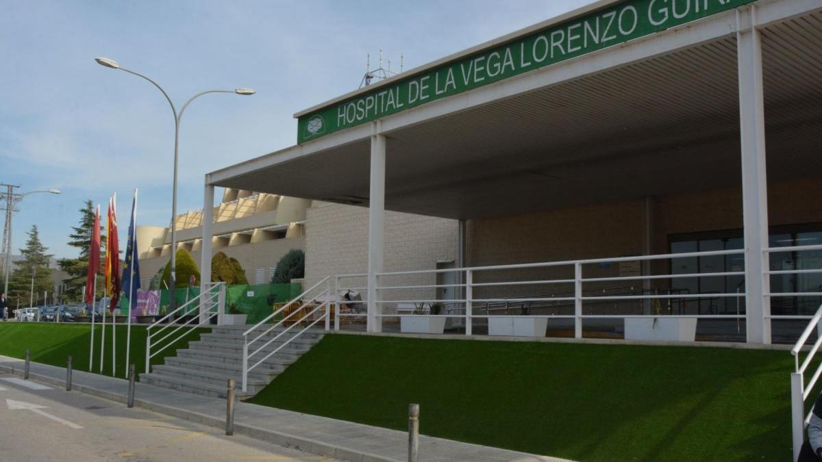 Hospital Lorenzo Guirao de Cieza