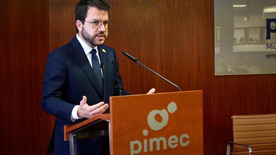 La patronal aplaudeix la trobada entre l'executiu espanyol i el català