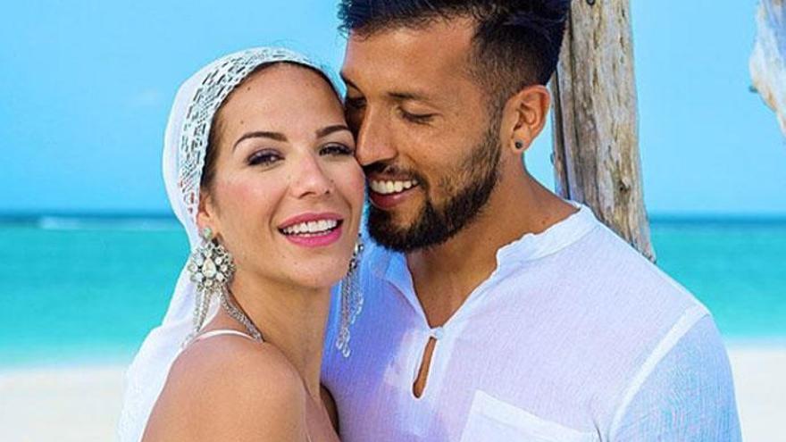 Así ha sido la segunda boda de Tamara Gorro y Ezequiel