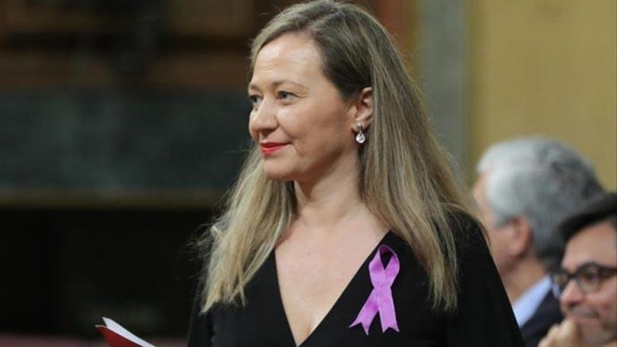 Victoria Rosell, nueva delegada del Gobierno contra la Violencia de Género