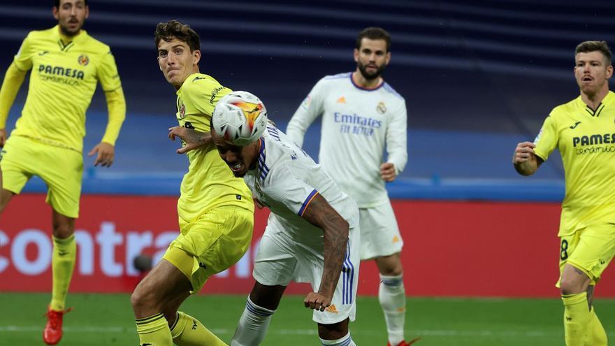 Estas son las puntuaciones de los jugadores del Villarreal ante el Real Madrid