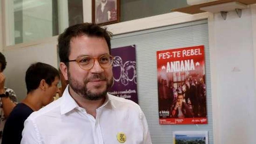 Los militantes de ERC confirman a Junqueras como líder con el 88%