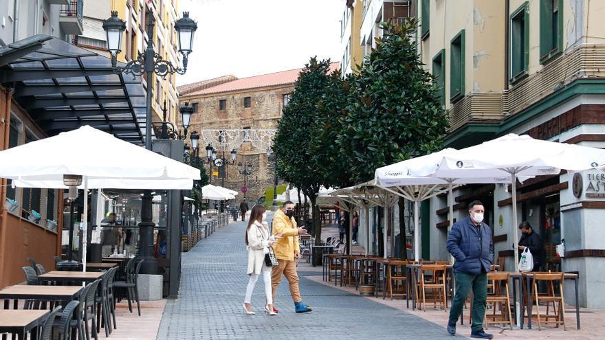 Gascona y sus sidrerías brillan de nuevo esta Navidad
