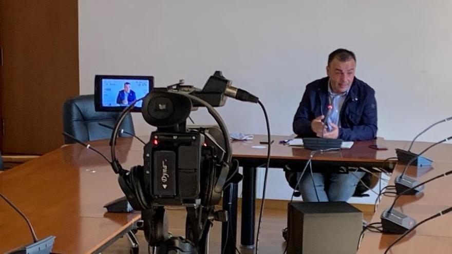 El concejal de Seguridad de Elche pide al de Alicante que no use la pandemia para hacer política