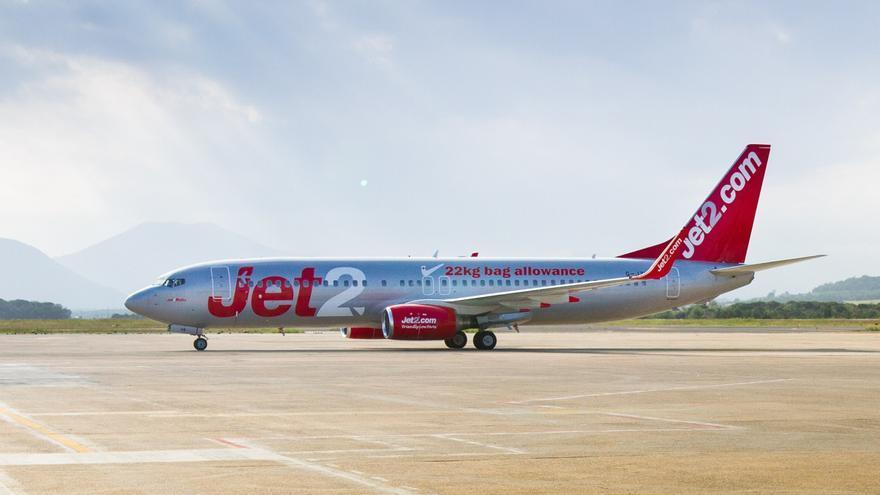 """Jet2 detecta un """"muy fuerte incremento"""" en las reservas hacia Baleares"""