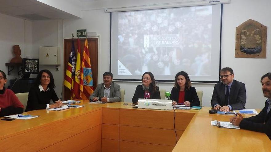 El Govern reduce en 2020 un 12% el presupuesto para Formentera respecto a este año