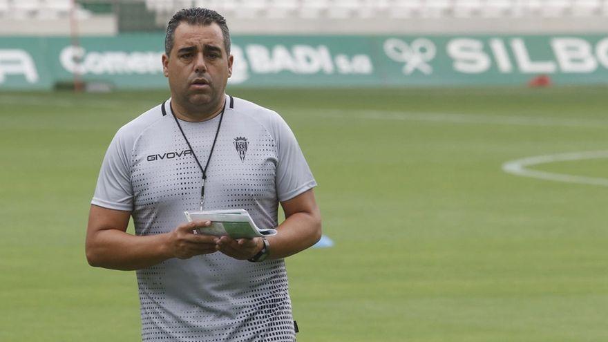Javi Flores y José Ruiz, con precauciones en el Córdoba CF