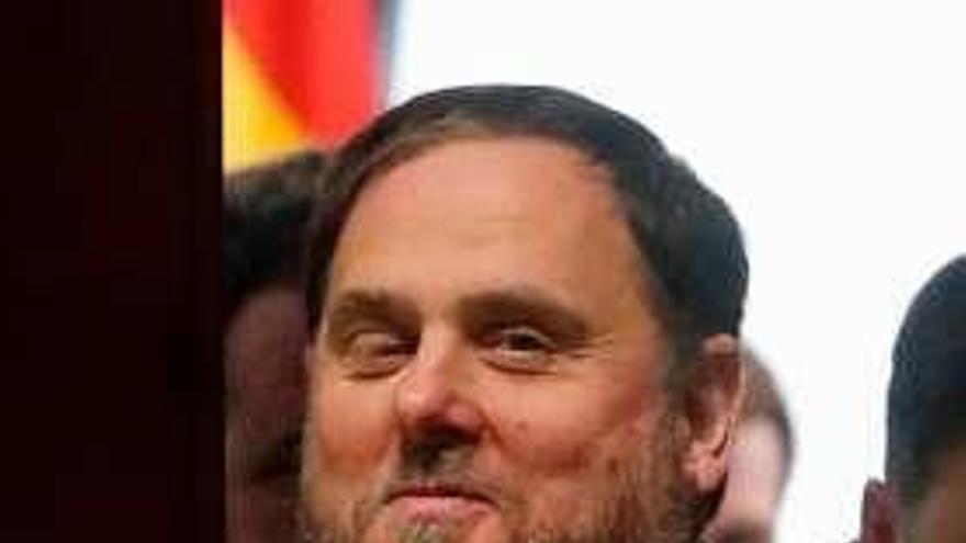 La Eurocámara presentará alegaciones en la causa por la inmunidad de Junqueras