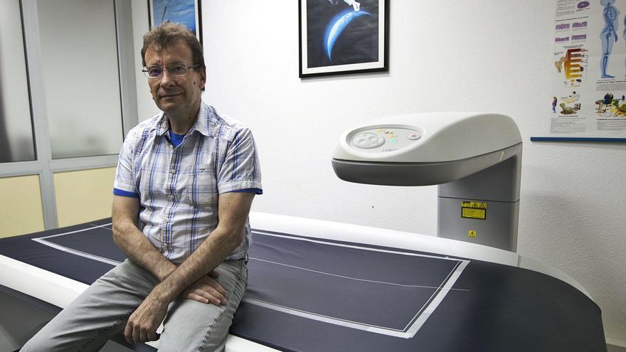 """La ULPGC estudia la """"puerta de entrada"""" del virus a través del músculo esquelético"""