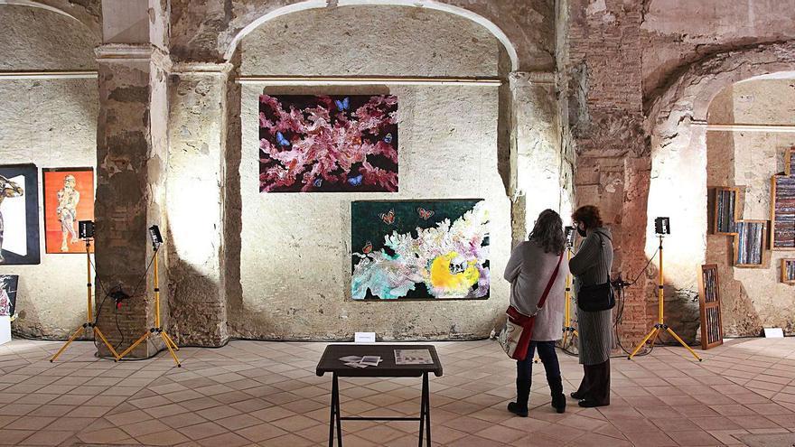 La Ruta de l'Art de Castelló d'Empúries convida a mirar i a perdre's entre la creativitat i l'emoció