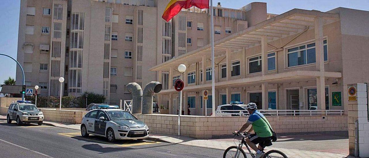 Cuartel de Sant Joan.