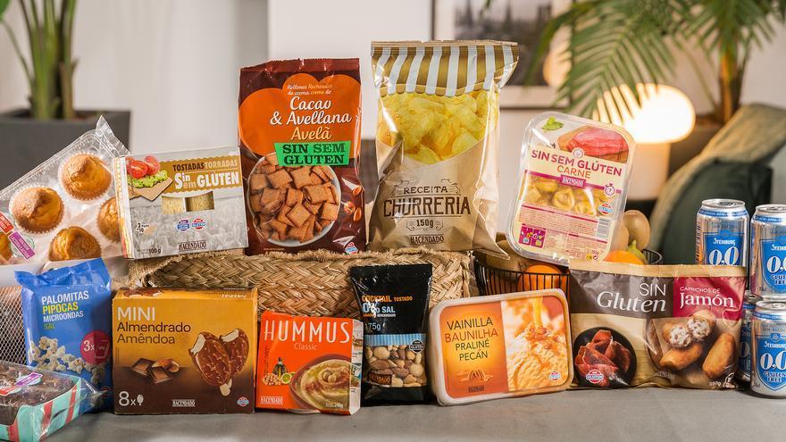 Más de 1.300 opciones sin gluten en Mercadona