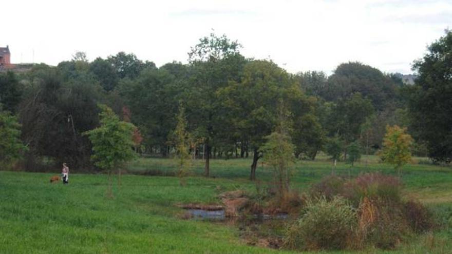 Siero destina más de un millón de euros a mantener zonas verdes