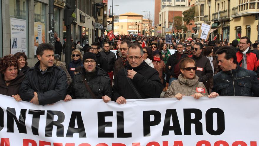 La tasa de paro en la provincia de Zamora, a punto de duplicar la media de la UE