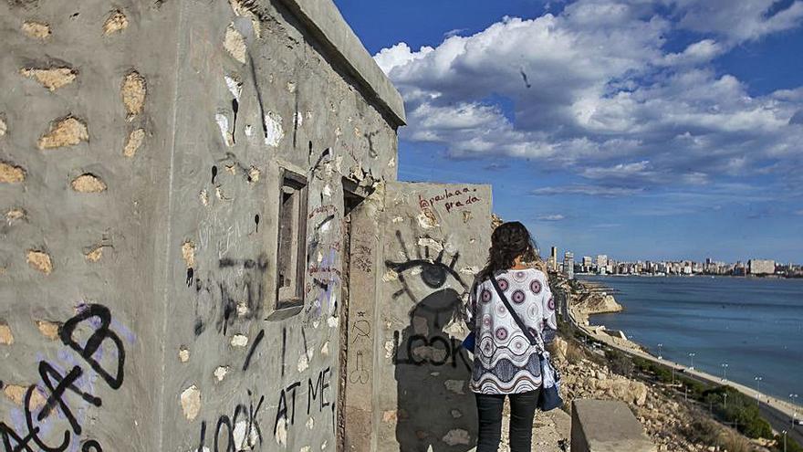 Alicante retoma la restauración de los refugios de la Serra Grossa