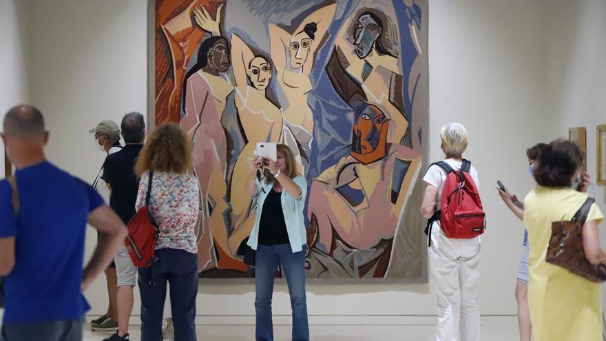 El Museo Picasso celebra su 18º aniversario el miércoles con entrada libre
