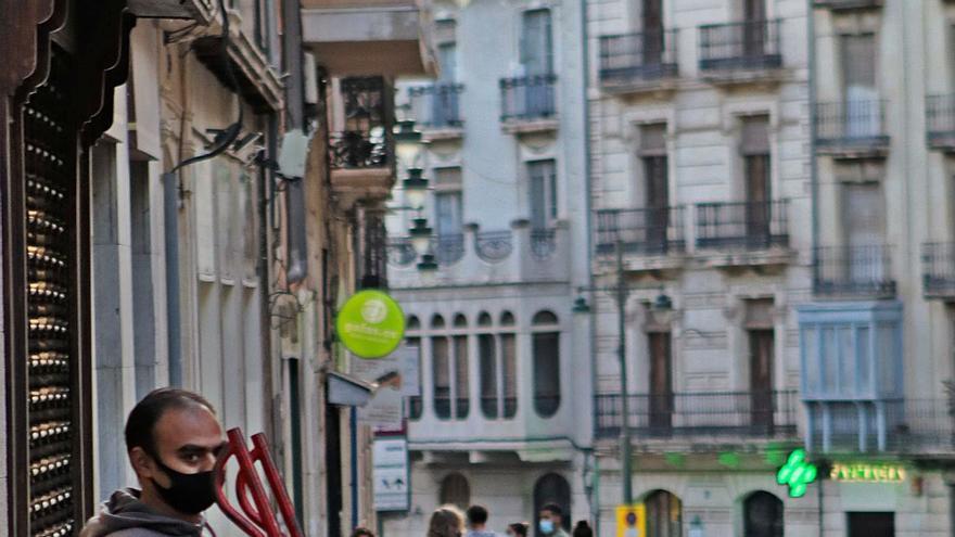 La oposición sale a la carga: la peatonalización del centro de Alcoy «persigue» a los vecinos
