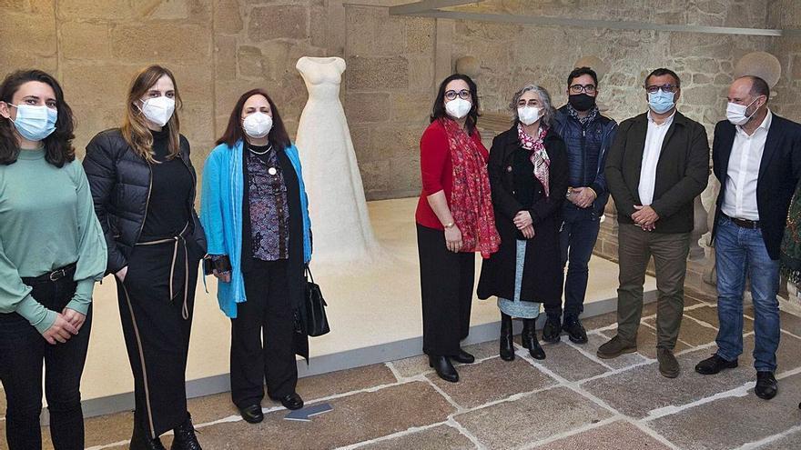Diálogo entre generaciones en el Museo de Pontevedra