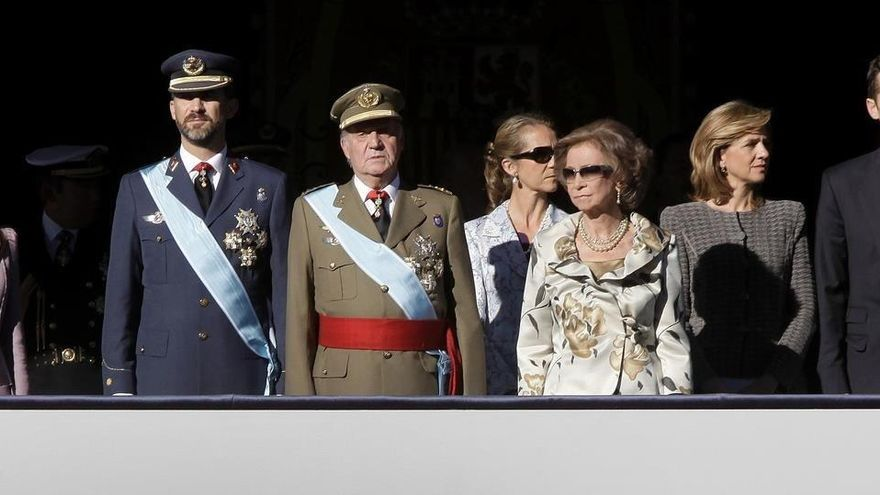 ¿Es posible un 'The crown' con la familia real española?