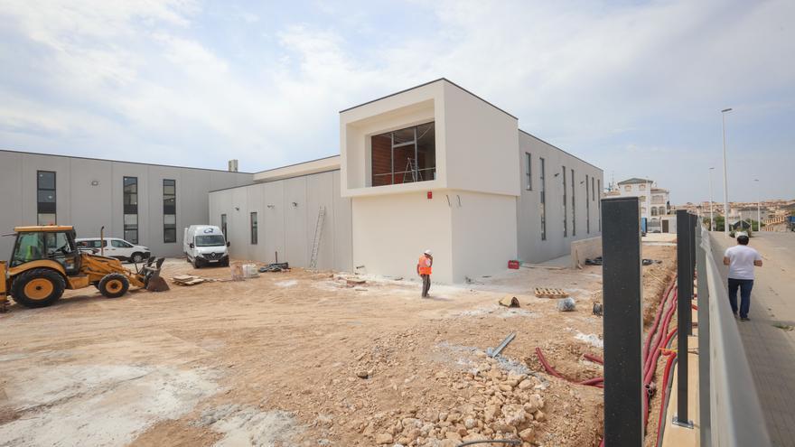 Las obras del centro de emergencias de la Costa tendrán un sobrecoste de 130.220 euros