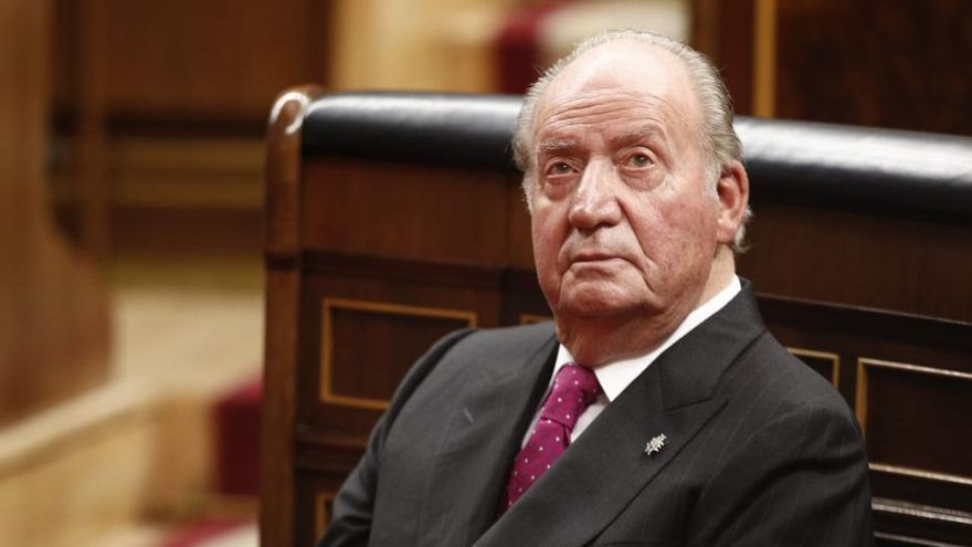 El rei Joan Carles presenta una declaració a l'Agència Tributària per regularitzar la seva situació fiscal